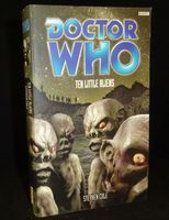 Doctor Who PDA: Ten Little Aliens - Paperback (1)